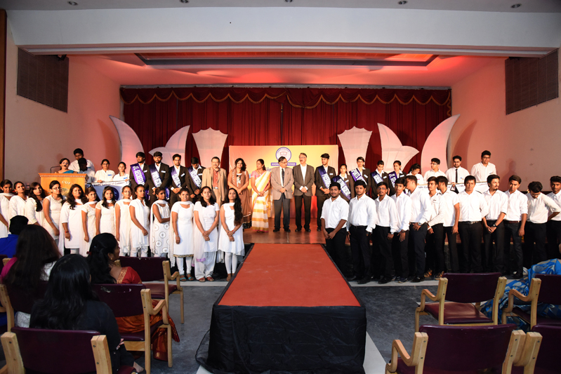 Freshers Day and Investiture